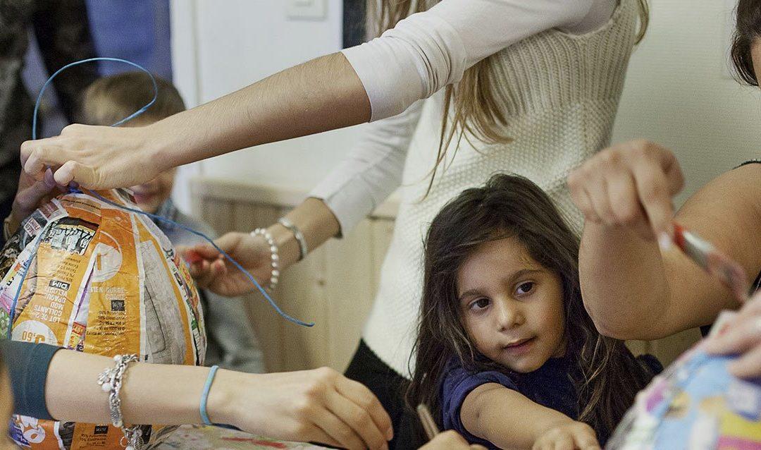Accompagner les enfants, leur famille et les jeunes en difficulté