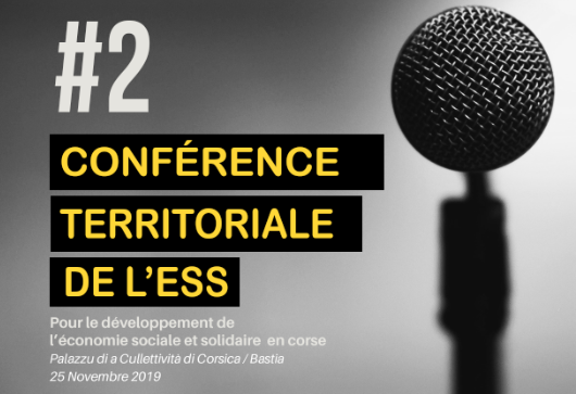 Conférence Territoriale ESS #2