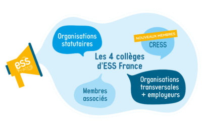 Assemblée générale d'ESS France du 25 Juin 2020