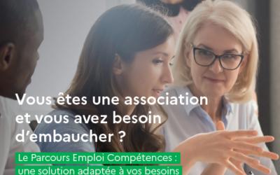 Vous êtes une association et vous avez besoin d'embaucher ?